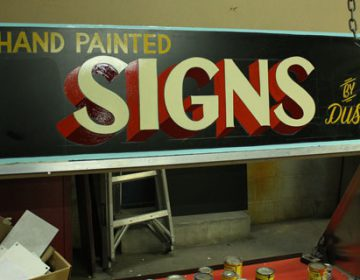 Vintage Signs by Dusty