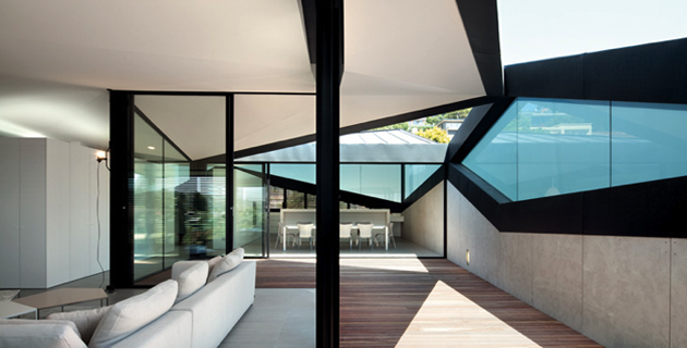 The Pitched Roof House