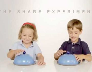 The Share Experiment
