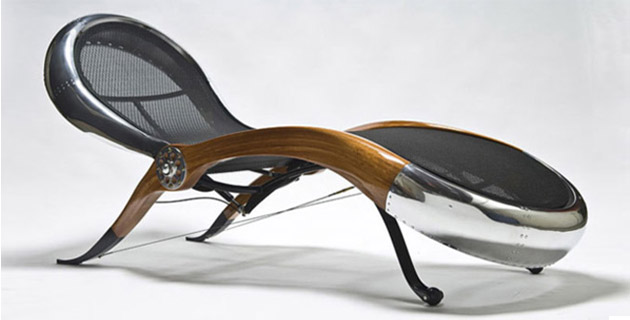 Aviator Chair by David Catta