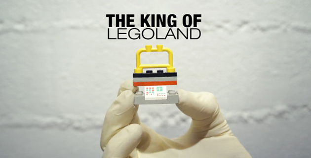 The King of Legoland