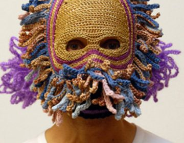 Knitted Masks by Aldo Lanzini