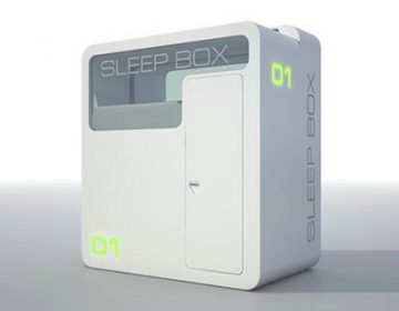 The Airport Sleepbox