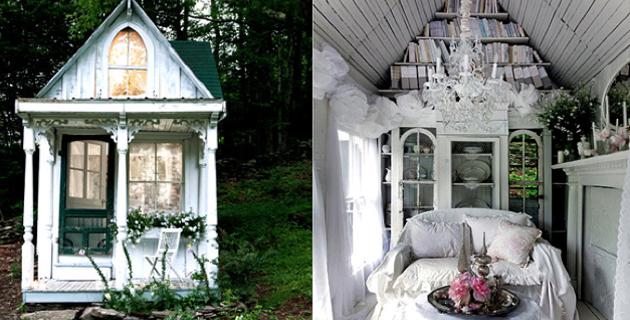 little victorian cottage