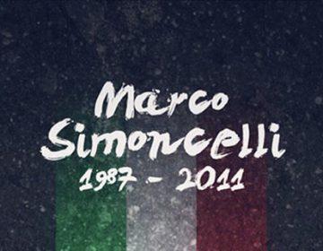 Marco Simoncelli Tribute