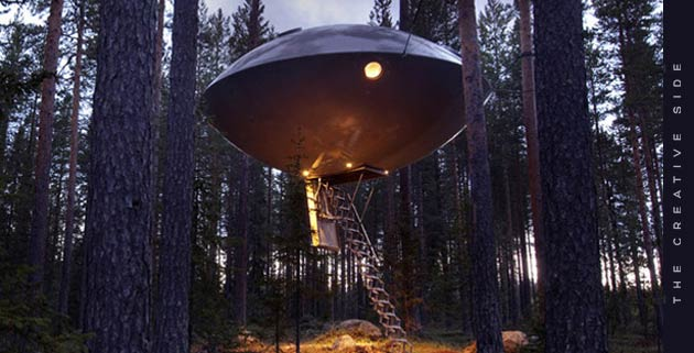 The UFO Room