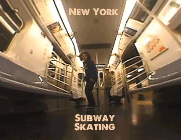 New York – Subway Skating