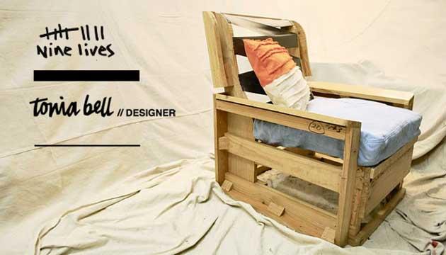 Nine Lives Furniture   Tonia Bell