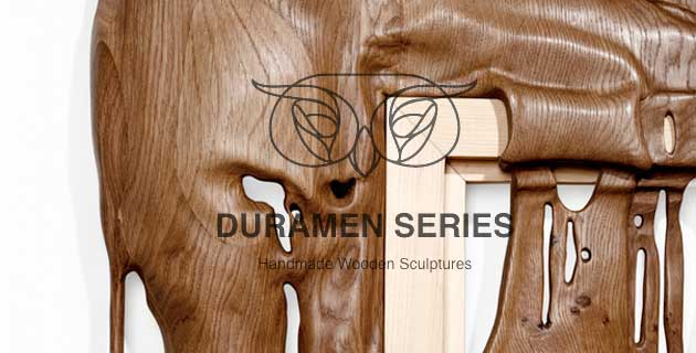 DURAMEN SERIES | Handmade Wooden Sculptures