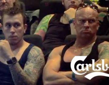 Carlsberg: 148 Bad Boys, You & Your Girlfriend