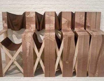 Cóm-oda | Folding Chairs by Mr. Simon