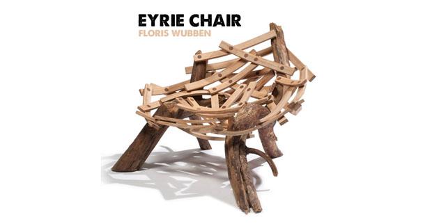 Eyrie Chair by Floris Wubben