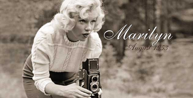 Marilyn Monroe | The Lost LOOK Photos