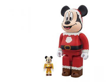 Medicom x Disney 'Christmas 2011' Bearbrick Series