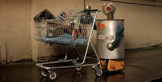 No-Botty | Homeless Robots