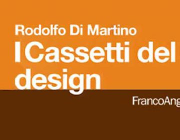 """""""i cassetti del design"""" di Rodolfo Di Martino"""