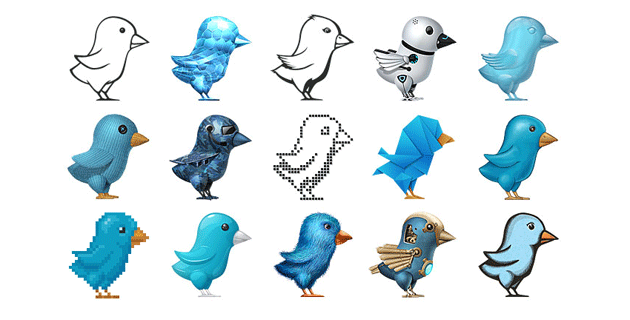 The Amazing Twitter Birds – Free Download