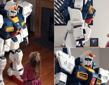 7FT Gundam | Ultimate Papercraft