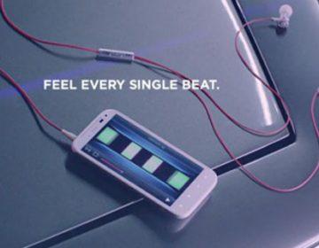 HTC Sensation Campaign