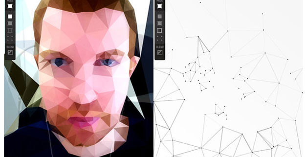 Poly   A Geometric Drawing App for the iPad