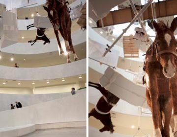 Maurizio Cattelan | Retrospective at Guggenheim, New York