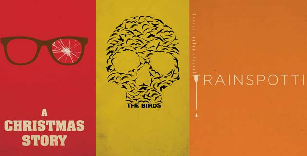 Minimalist Movie Posters | Matt Owen