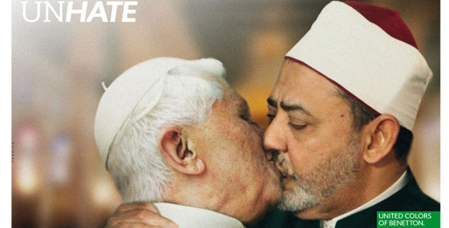 Benetton | Unhate Campaign