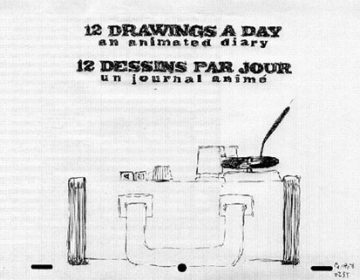 12 Drawings a Day | Denis Chapon