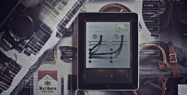 76 Synthesizer | App