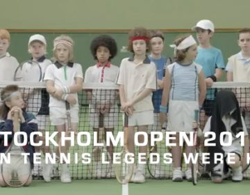 Stockholm Open 2011: When tennis legends were kids