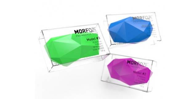 MORFOZE Polyhedron soap