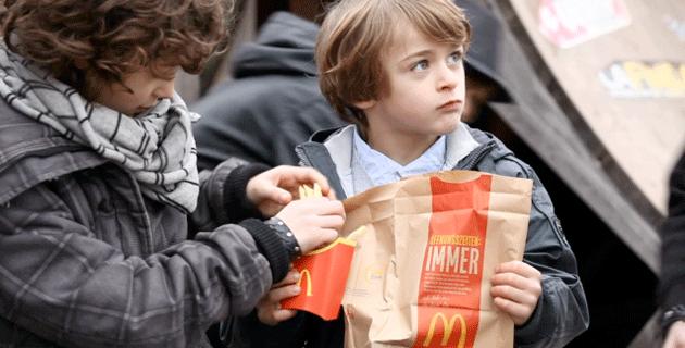 "McDonald's ""Package""   Advertising Video"