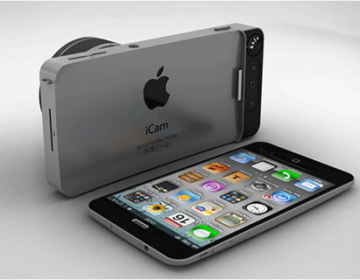 APPLE ICAM by ANTONIO DEROSA