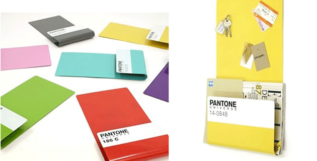 The Pantone Wallstore