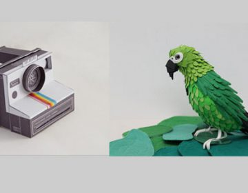Seven Great Papercraft Projects