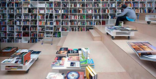 Alexis Bookshop | TotalStudio