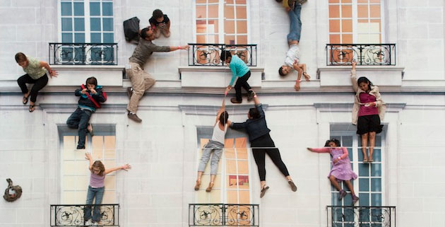Bâtiment in Paris | Leandro Erlich