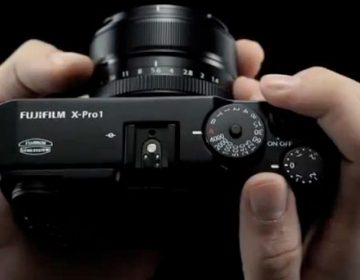 Fujifilm X-Pro1:official video