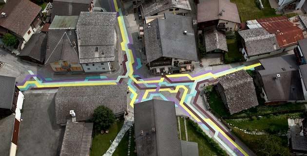 Street Painting  | Switzerland