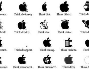 Think Different | Apple Tribute by Viktor Hertz
