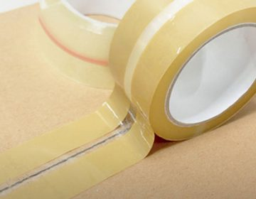 Packaging Perfectionism | Center Tape