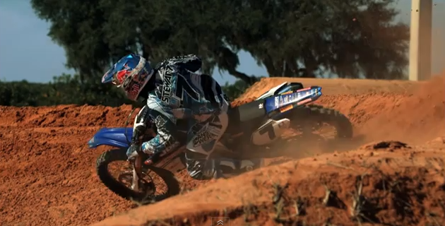 James Stewart Supercross Slo-Mo Whip – Red Bull Moments
