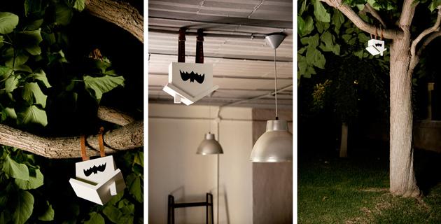 Mus: birdhouse for bats