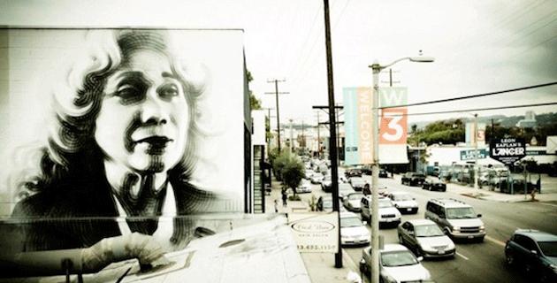 New El Mac Mural in Los Angeles