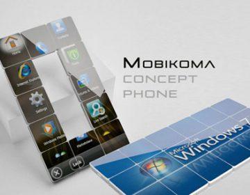 Mobikoma | concept phone
