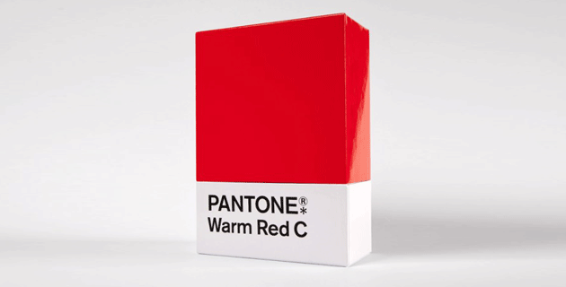Warm red Mulled Wine | Pantone