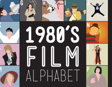 The 90s and 80s 'Film Alphabet' Movie Knowledge