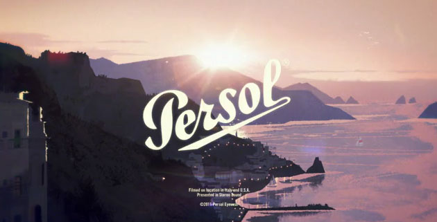 A Year of Sun with Mr. Persol