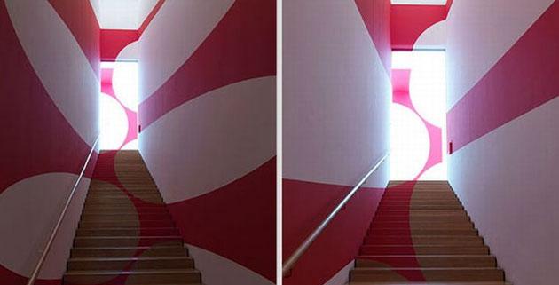 Anamorphic illusions | Varini