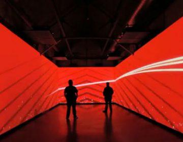 Coca-Cola's 125th Anniversary Exhibition's Future Room